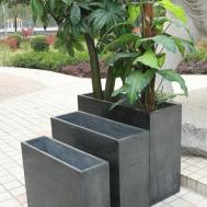 Fiberglass Planters Modern Design Planter Designs