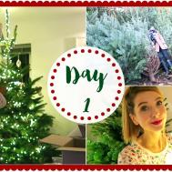 Finding Perfect Christmas Tree Vlogmas