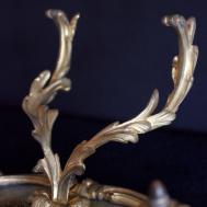 Fine French 18th Century Inkstand Bronze Dor
