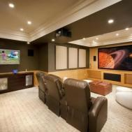 Finished Basement Ideas Bodacious Modest Small