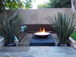 Fire Pit Outdoor Fireplace Ideas Diy Network Blog