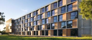 First Australian Multi Unit Residential Project Achieve