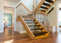 Floating Staircase Ideas Flooring
