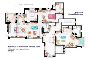 Floor Plans Homes Famous Shows