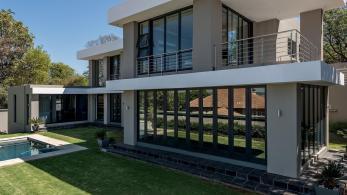 Four Bedroom Contemporary Johannesburg Suburb