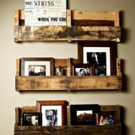 Frame Collage Template Wall Empty Frames