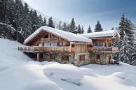 French Alps Luxury Holiday Ski Chalet Pool Rent