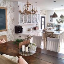 French Kitchen Decor Modern