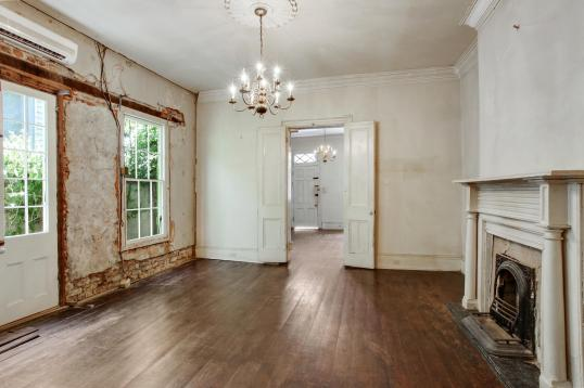 French Quarter Fixer Upper Built 1830s Asks 969