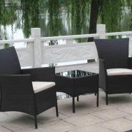 Fresh Australia Black Wicker Outdoor Furniture Brisb