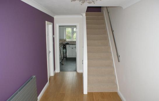 Fresh Hallway Color Schemes