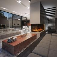 Fresh Modern Living Room Designs