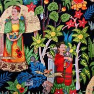Frida Prints Treadle Yard Goods