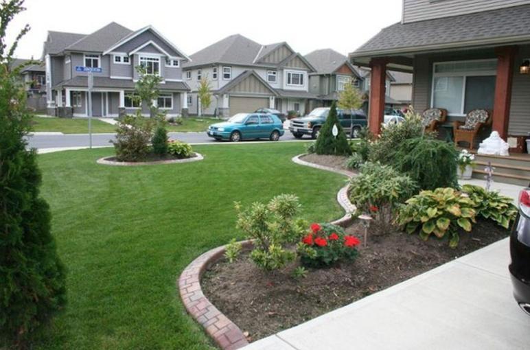 Front Yard Design Ideas Casa Serena Landscape Designs Llc