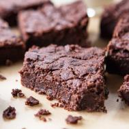 Fudgy Gluten Brownies Recipe Simplyrecipes