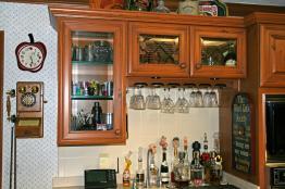 Furniture Cool Ideas Cabinet Glass Doors Kropyok
