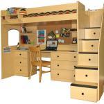 Beautifully Loft Beds Desks Underneath That You Must Craft Photo Gallery Decoratorist