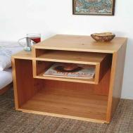 Furniture Diy Nighstand Bedside Table Ideas Best Designs