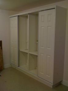 Furniture Modern Space Saving Garage Cabinets Design