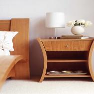 Furniture Unique Design Bedside Table Ideas Best Designs