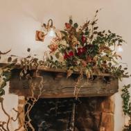 Game Thrones Inspired Wedding Cake Autumnal