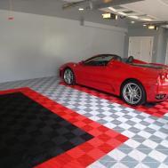 Garage Floor Highlight Your Ride