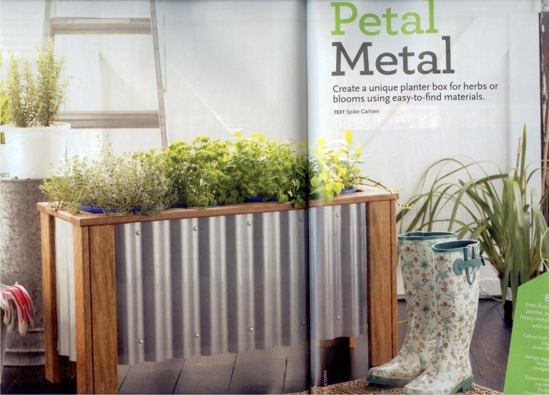 Garden Diy Fresh Home Planter Box Our Blog