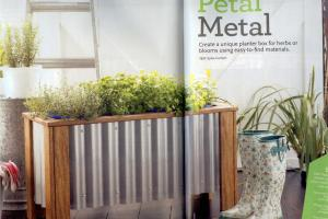 Garden Diy Fresh Home Planter Box Our Blog