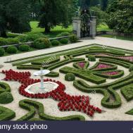 Garden Dupont Mansion Delaware Just Travelling Solo