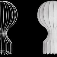Gatto Mid Century Table Lamp Castiglioni Flos