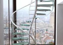 General Unique Spiral Staircase Design Inspiration