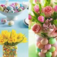 Genial Easter Decoration Plus Centerpieces Ideas