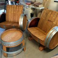 Genius Ideas Repurpose Old Wine Barrels Into Cool