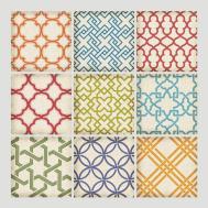 Geometric Tiles Wall Decals World Market