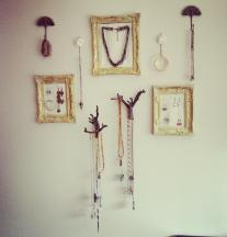 Get Creative Diy Jewelry Wall Art