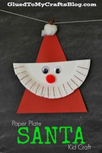 Gingerbread Man Cute Christmas Arts Crafts