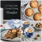 Gingerbread Pancakes More Healthy Breakfast Recipes