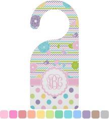 Girly Girl Door Hanger Personalized Youcustomizeit