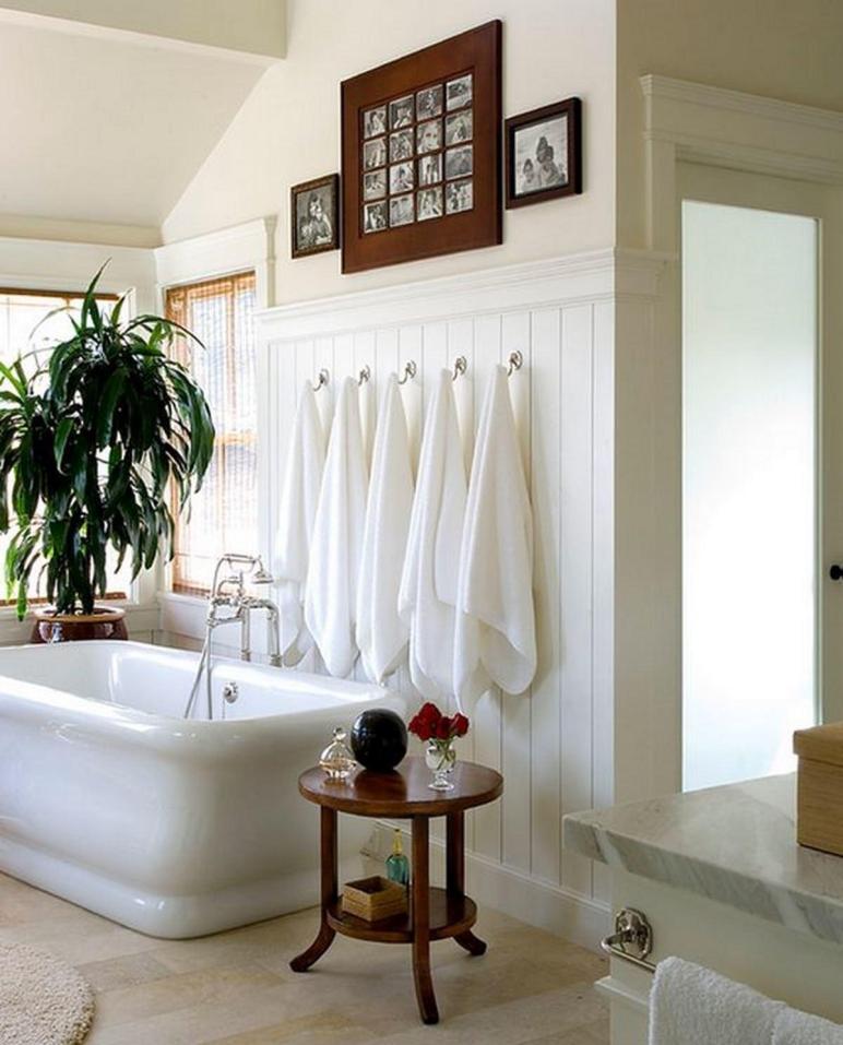 Good Bathroom Towel Arrangement Ideas Dweef Bright
