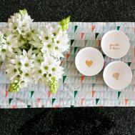 Goodwill Tips Diy Table Runner Ideas