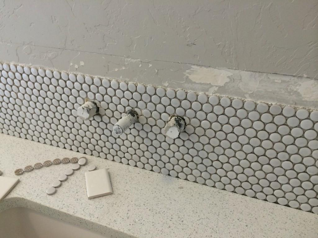 dazzling penny tiles ideas that
