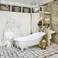 Great Ideas Old Fashioned Bathroom Tile
