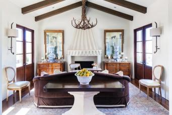 Great Room Antler Chandelier Best Home Decor Ideas