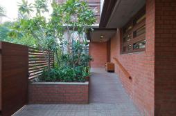Green House Designed Hiren Patel Architects