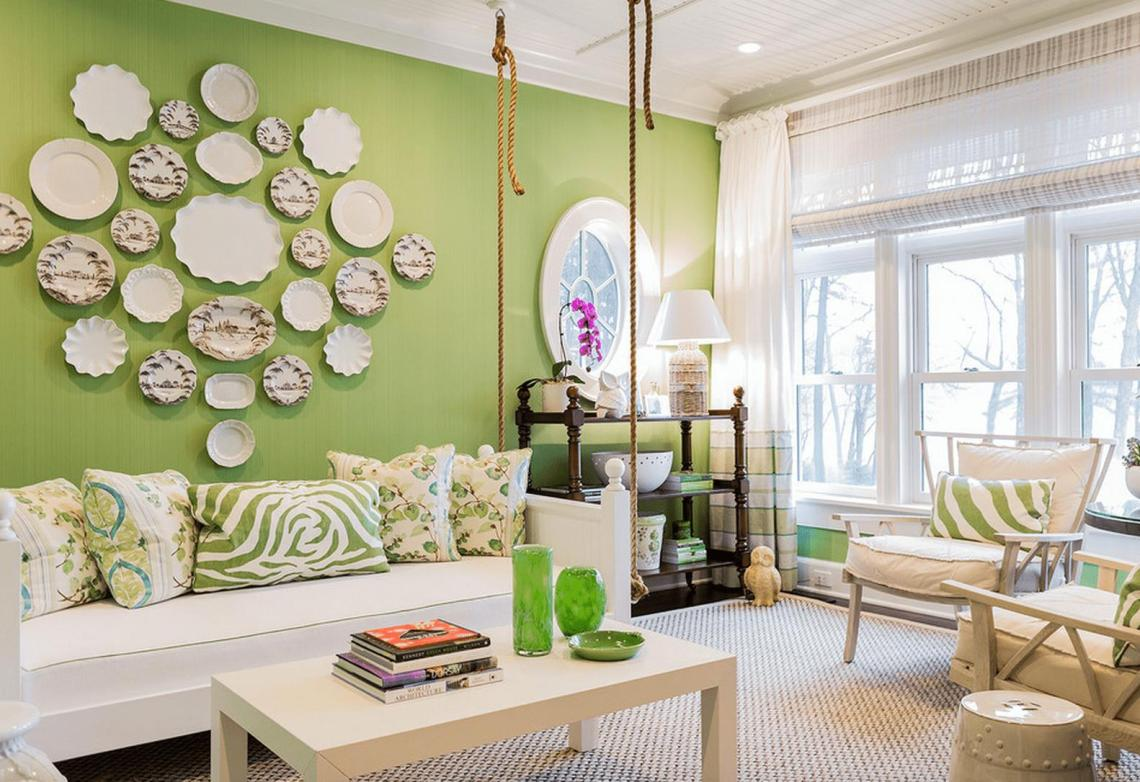 31 Stunning Pictures Of Green Living Rooms Ideas That Abound With Warmth Charm Pictures Decoratorist