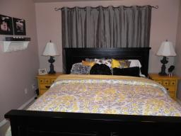 Grey Yellow Bedroom Charming Decoration Traba