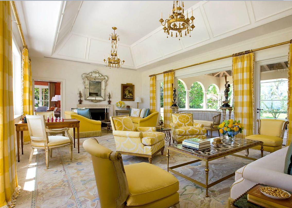 35 Cozy Yellow Living Rooms Ideas That Provide The Perfect Escape Look Fabulous Decoratorist