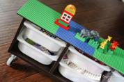 Hack Diy Lego Table Designer Trapped Lawyer