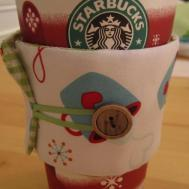 Hallelujahs Diy Coffee Cup Cozy
