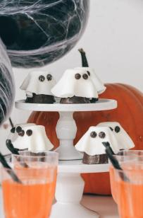 Halloween Dessert Table Diy Recipes Ideas